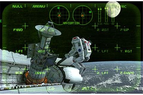 Astronaut Spacewalk iPhone game - free. Download ipa for ...