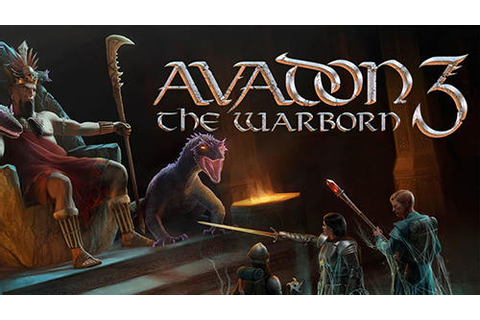 Avadon 3: The warborn for Android - Download APK free