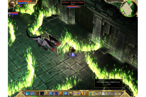 Titan Quest: Immortal Throne Screenshots for Windows ...