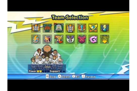 Download Game Inazuma Eleven Strikers 2012 Xtreme Pc ...