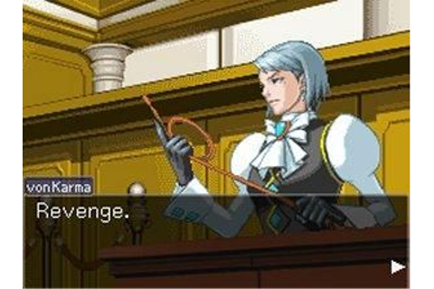 Phoenix Wright Ace Attorney: Justice for All review ...