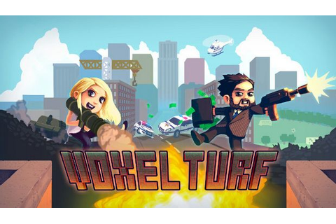 Voxel Turf Free Download PC Games | ZonaSoft
