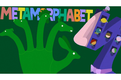 Alphabet on Drugs - Metamorphabet Gameplay — Draegast ...