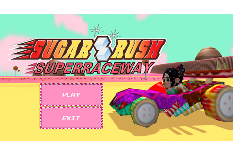 Sugar Rush Superraceway by Ofihombre