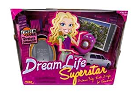 Amazon.com: DreamLife Superstar TV Plug-In Game: Toys & Games