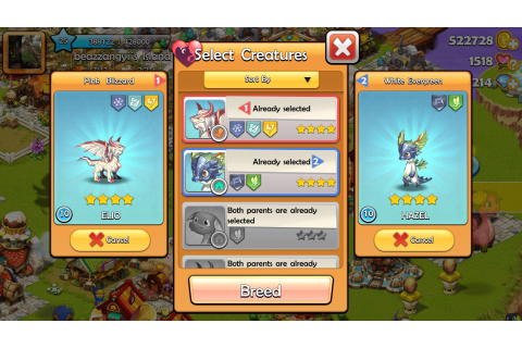 Dragon Friends: Green Witch Archives - GameRevolution