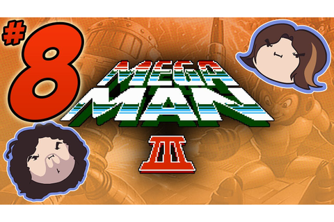 Mega Man 3: Mega Man Goes Berserk! - PART 8 - Game Grumps ...