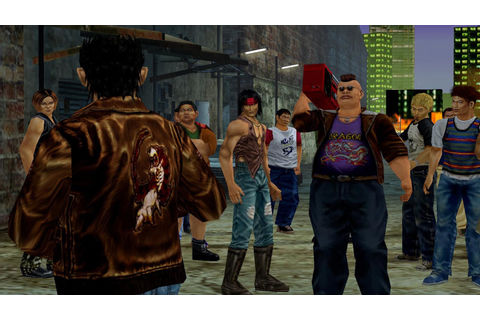 Shenmue I & II [Steam CD Key] for PC - Buy now
