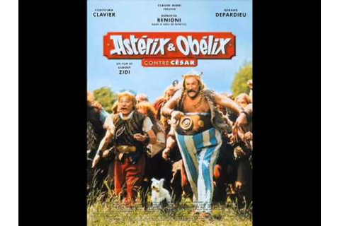 Astérix & Obélix Contre César Theme Song - YouTube
