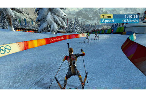 Torino 2006 - the Official Video Game of the XX Olympic ...