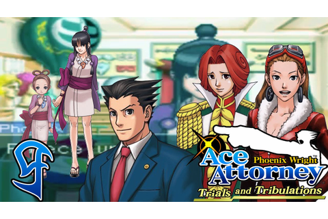 Phoenix Wright: Trials and Tribulations - Capitulo 9: Mask ...
