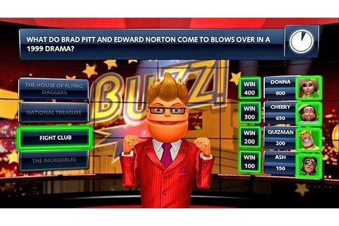 Buzz ! : The Schools Quiz (Jeu Playstation 2) - Images ...