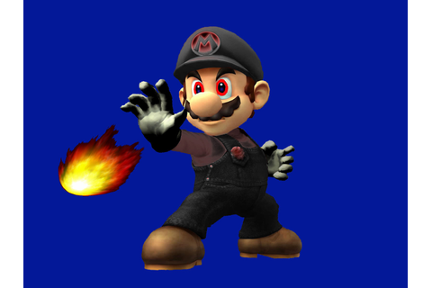 would you want to see a darker mario game?