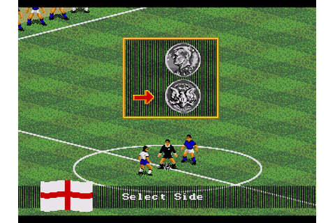 FIFA International Soccer. EA Sports. (1993) SEGA Genesis ...