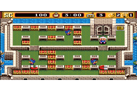 Super Bomberman 2 (Europe) ROM