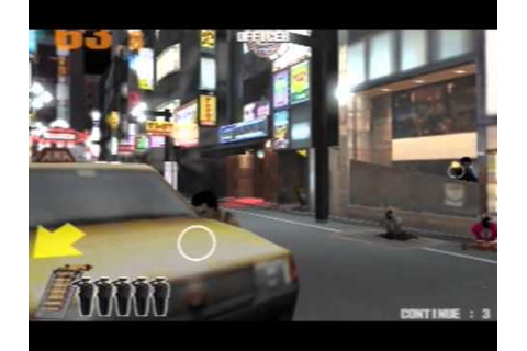 Gameplay The Keisatsukan - Police 24/7 [E] PS2 - YouTube