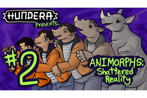 Let's Play: Animorphs Shattered Reality - [Episode 2 ...