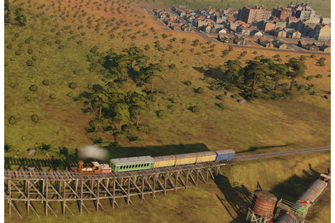 Railway Empire Windows, Linux game - Mod DB