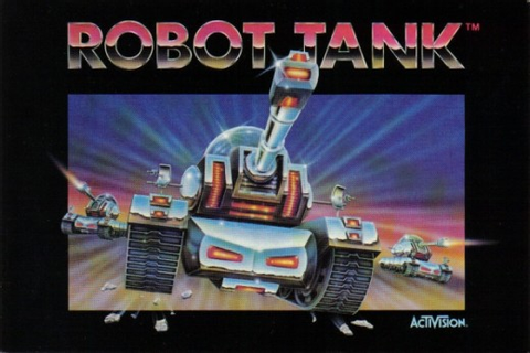 Robot Tank - Atari 2600 NerdBacon Reviews