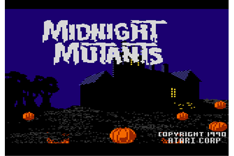 Play Midnight Mutants Atari 7800 online | Play retro games ...