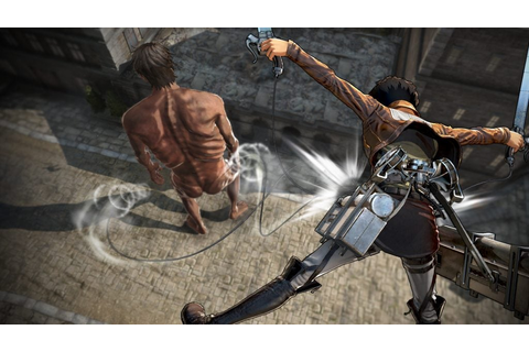 Attack on Titan 2 | Trusted Reviews