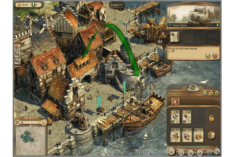 Anno 1404 Gold | PC Game | Free Download PC Game Full Version