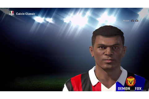 PES 2016 Marcel Desailly - YouTube