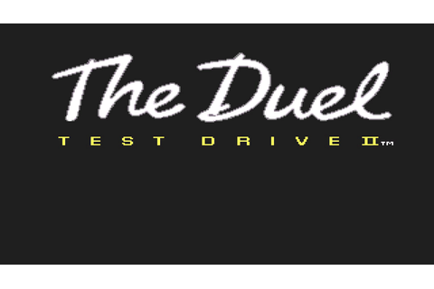 Test Drive 2 - The Duel Download Game | GameFabrique