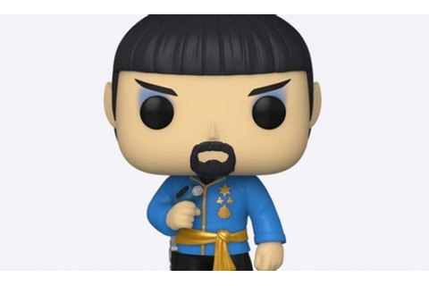 ICv2: 'Pop! Star Trek' Figures Enter a Mirror Universe