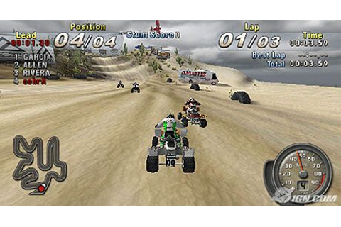 ATV Offroad Fury: Blazin' Trails | Free PSP Games Download