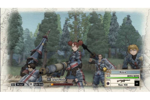 Valkyria Chronicles Sales Exceed Expectations on Steam ...