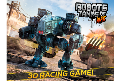 Robots Tanks of War 3D - Android Apps on Google Play