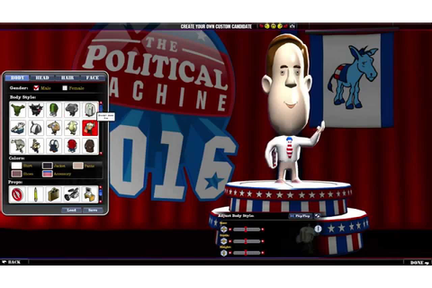 The Political Machine 2016 - FEEL THE BERN! - Bernie ...