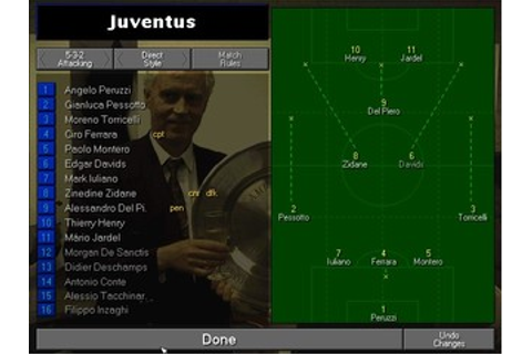 Championship Manager 97/98 (DOS) Game Download