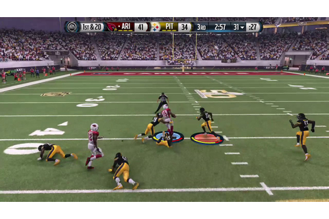 MADDEN NFL 21 LEAKED GAMEPLAY!¡!!!!! - YouTube