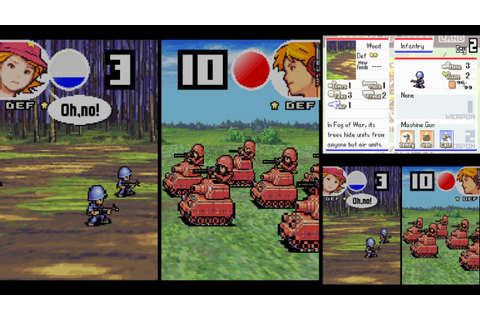 Let's Try [DS 0088] - Advance Wars: Dual Strike - YouTube