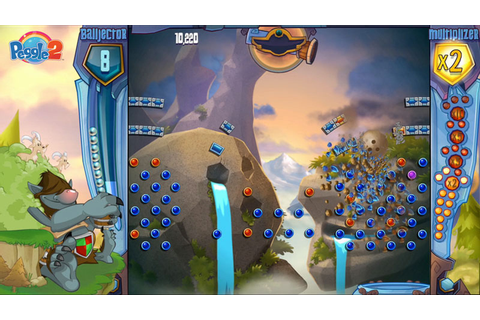 PopCap launching a 'new Peggle game' soon - Polygon