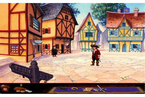 Touche - The Adventures of the 5th Musketeer | Old DOS ...