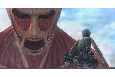 Shingeki no Kyojin: Humanity in Chains - Attack on Titan ...
