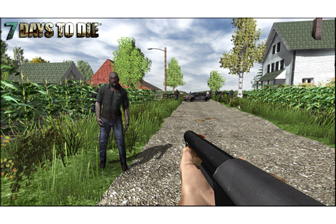 7 Days to Die Download PC Game ~ PAK SOFTZONE