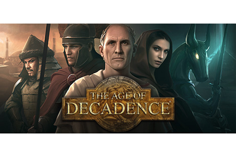The Age of Decadence on Steam