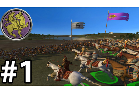 Let`s Play Europa Barbarorum 2 as Pahlava Part 1- Horse ...