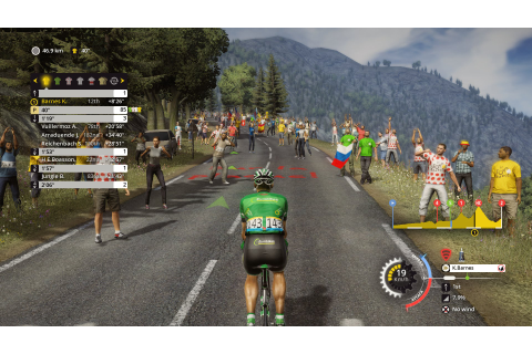 Le Tour de France 2015 Gameplay Trailer Breaks Away From ...