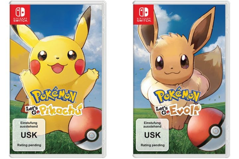 Pokémon Let's Go Pikachu & Evoli kommen am 16. November ...
