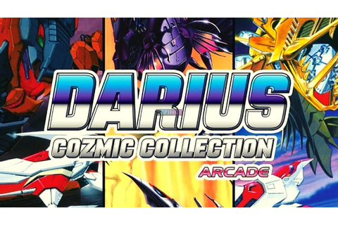 Darius Cozmic Collection Arcade PC Version Full Game Setup ...