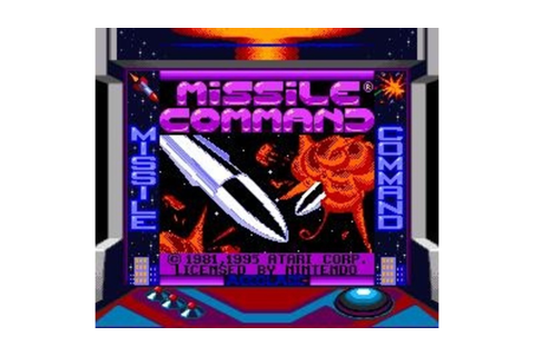 Arcade Classic 1: Asteroids / Missile Command Game Boy