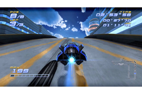 FAST - Racing League (WiiWare) | Dolphin Emulator 4.0.2 ...