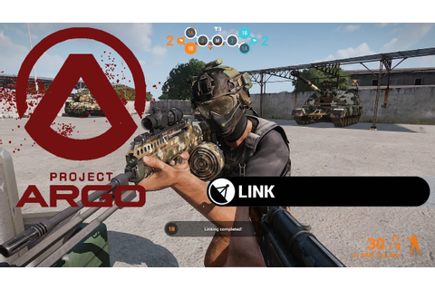 Project Argo, game mode Link, basic info and gameplay ...