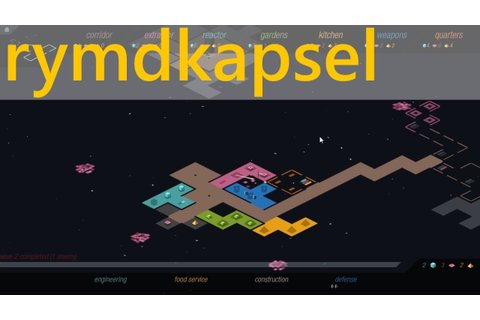 rymdkapsel - PC HD - Space Strategy Game - Review/Gameplay ...