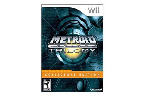 Metroid Prime Trilogy Wii Game - Newegg.com